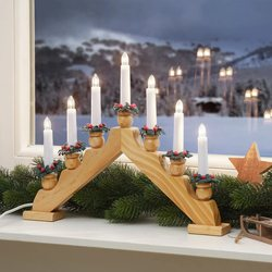 Billig adventstake